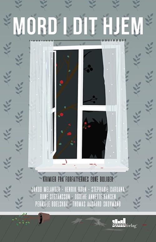 Cover til novellesamlingen Mord i dit Hjem.