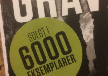 6000 solgte Granitgraven