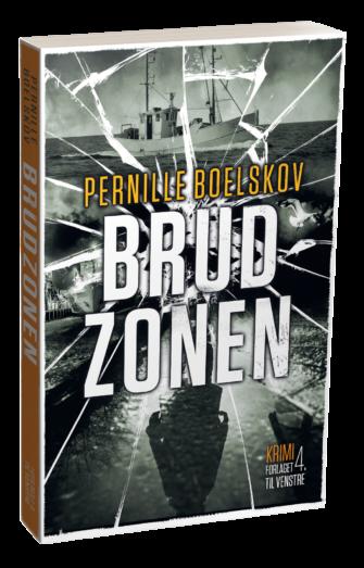 Brudzonen - Pernille Boelskovs tredje bornholmerkrimi