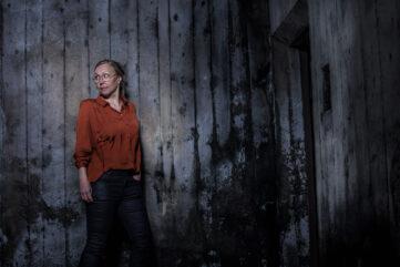 Portræt af forfatter Pernille Boelskov. Foto: Martin Thaulow/Mette Munch