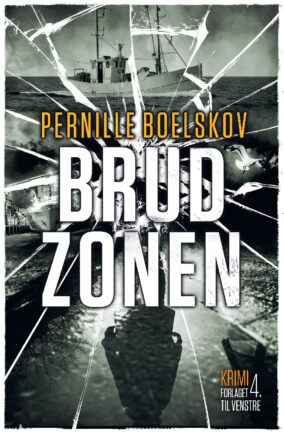 Brudzonen - en bornholmerkrimi af Pernille Boelskov